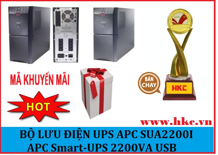 APC Smart-UPS 2200VA USB