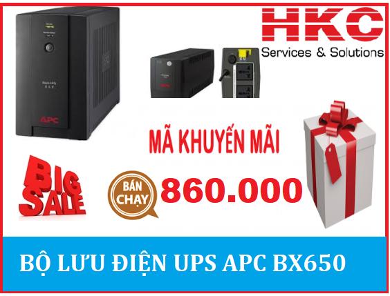 ups apc bx650 gia 860k