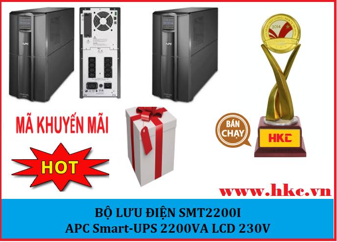 APC UPS SMT2200I