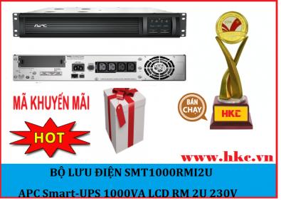 UPS SMC1000I – APC Smart-UPS C1000VA LCD 230V giá rẻ