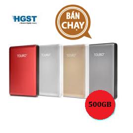HDD TOURO 500GB Giá rẻ – Ổ cứng di động gắn ngoài.