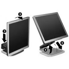 LCD HP ProDisplay 19inch