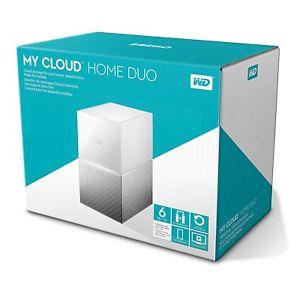 Ổ cứng mạng WD My Cloud Home 6TB Giá rẻ