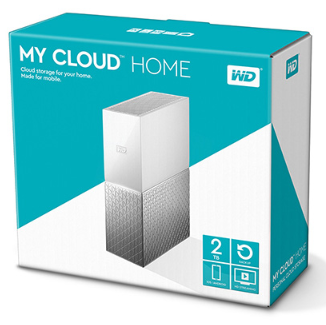 Ổ cứng mạng WD My Cloud Home 2TB Giá rẻ