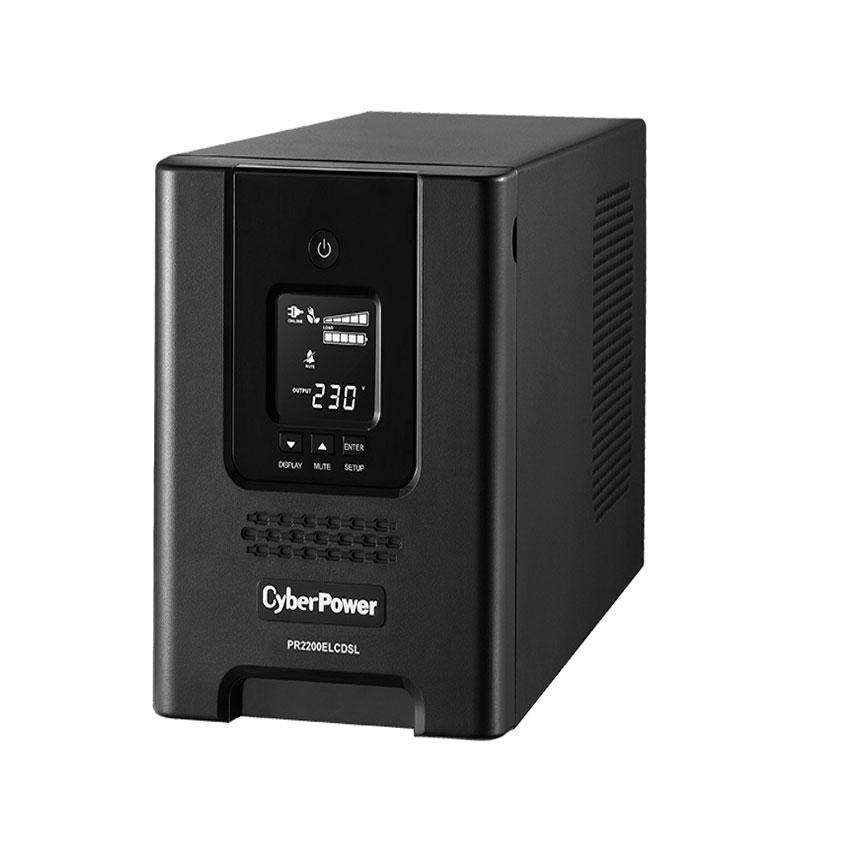BỘ LƯU ĐIỆN UPS CYBERPOWER PR2200ELCDSL giá rẻ