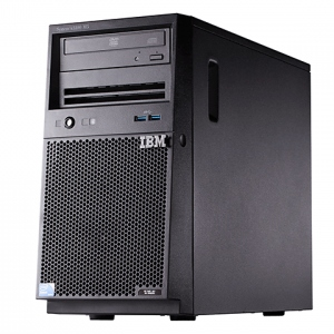 Server IBM x3100M4 Quad-Core E3-1220v2 3.1Ghz/4GB/DVD
