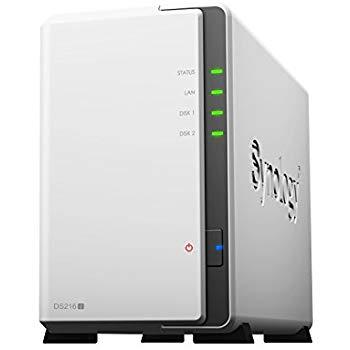 Thiết bị lưu trữ NAS SYNOLOGY DS216J