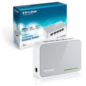 Switch TP-LINK TL-SF1024D 24-Port 10/100Mbps