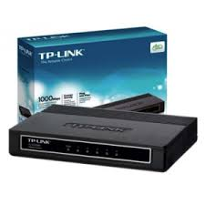 Switch TP-LINK TL-SF1005D 5-Port 10/100Mbps