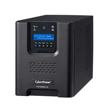 BỘ LƯU ĐIỆN UPS CYBERPOWER PR1000ELCD giá rẻ