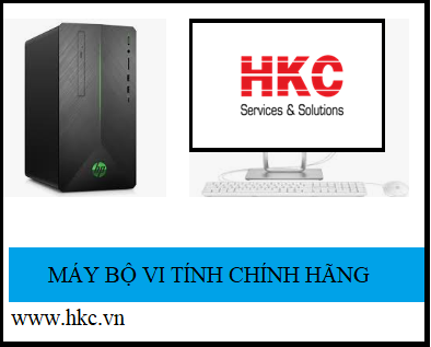 Trọn bộ máy tính để bàn – PC HP Pavilion Core  Core i5 8400