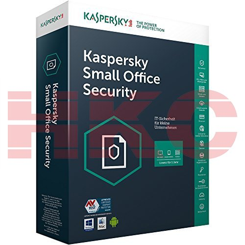 Kaspersky Small office Security (1Server 5 PC)