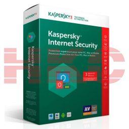 Kaspersky Internet Security 3 máy tính
