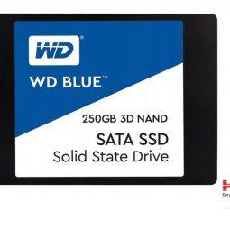 Ổ cứng SSD Western Digital Blue 250GB 2.5″ SATA 3