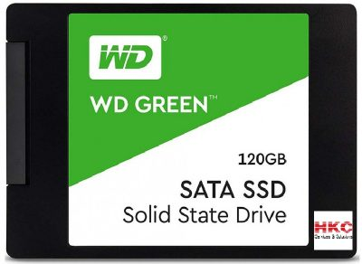 Ổ cứng SSD Western Digital Green 120GB 2.5″ SATA 3