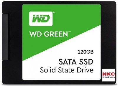 Ổ cứng SSD Western Digital Green 120GB 2.5″ SATA 3