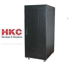 "Tủ Rack Cabinet 19"" 42U- W600- D1000"