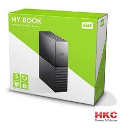 Ổ cứng di động gắn ngoài WD My book 3TB 3,5 USB 3.0