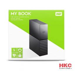 Ổ cứng di động gắn ngoài WD My book 4TB 3,5 USB 3.0