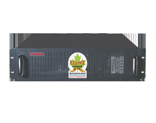 Nguồn lưu điện UPS Santak Rackmount online C1KR Chính hãng