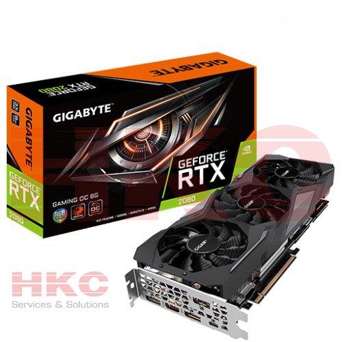 Card màn hình GIGABYTE GeForce RTX 2080 8GB