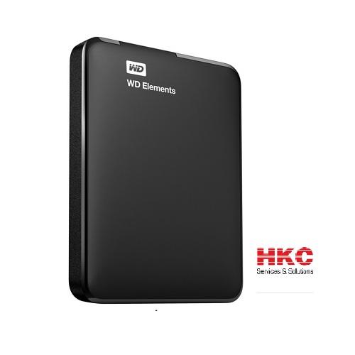 Ổ cứng di động WD Elements 4TB 2.5″ chính hãng