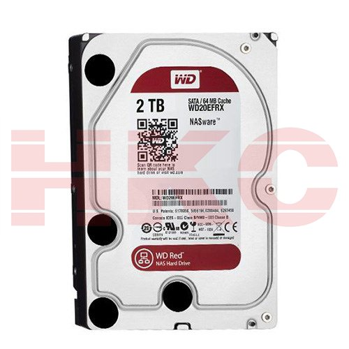 Ổ cứng HDD Western Digital Red 2TB