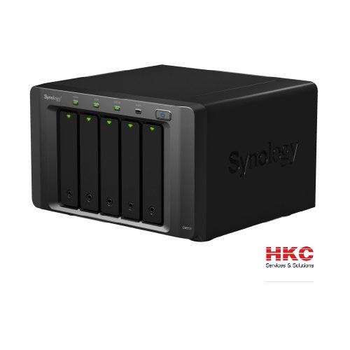 Thiết bị lưu trữ mạng NAS Synology DX513 giá rẻ