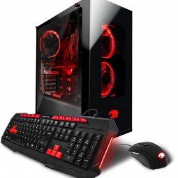Máy tính chơi game i5-9400 RAM 16GB card GTX 1060 6Gb