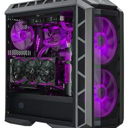 Máy tính gaming i9 9900, DDR4 16GB ram, RTX 2070 8G GDDR6, SSD 256, Case fan led