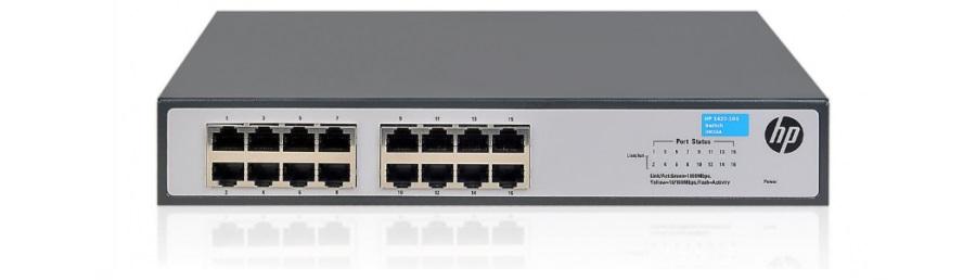 Switch HP 16P 1420-16G JH016A Chính hãng giá rẻ