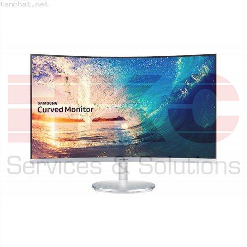 Màn hình LCD Samsung LS27F581FDE cong