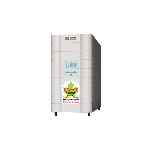Bộ lưu điện UPS Santak C2K LCD Online