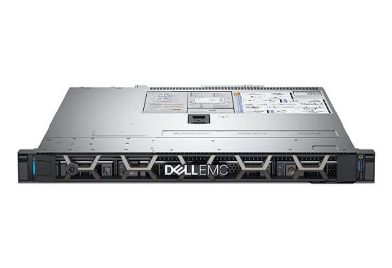 Máy Chủ Dell PowerEdge R340 4×3.5″ E-2144G RAM 8GB PERC H330