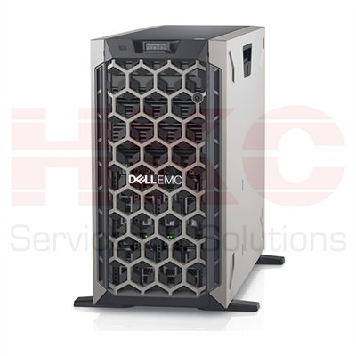 Server Dell PowerEdge T640 (8×3.5) Silver 4210 Ram 16GB