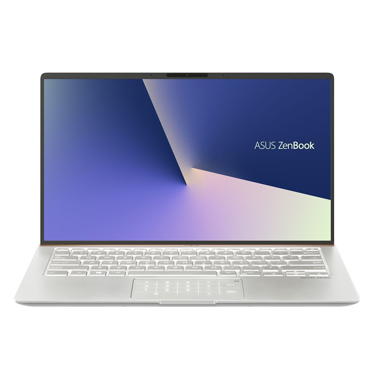 ASUS Zenbook UX433FA (A6111T) Vỏ nhôm bạc