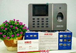 THÔNG TIN CHI TIẾT VỀ MÁY CHẤM CÔNG AIKYO A2300