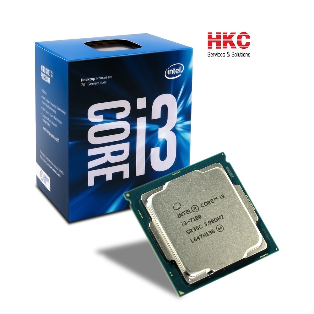 CPU Intel Core i3-8100