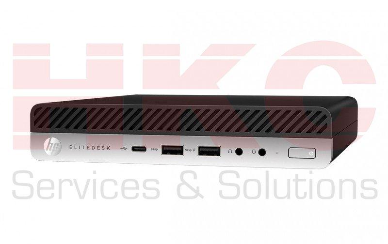 Máy tính để bàn HP EliteDesk 800 G4 SFF Core i7-8700