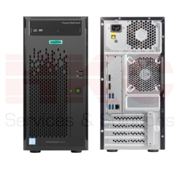 Server HP DL360 Gen10 S4214 2.2GHz 1P 10C 16GB