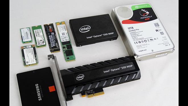 Top ổ cứng SSD tốt nhất để build PC Gaming 2019