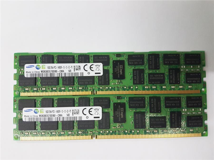 Bộ nhớ ram Samsung PC3-12800R 16Gb