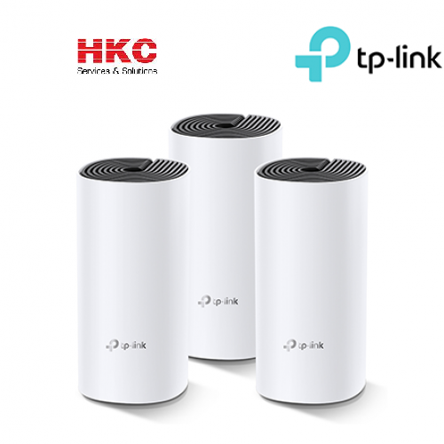 Hệ Thống Wifi TP-Link AC1200 Deco M4(3-Pack)