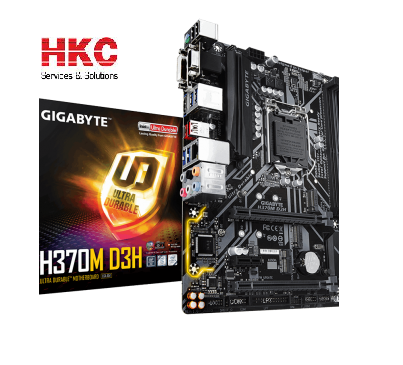 Mainboard Gigabyte H370M D3H