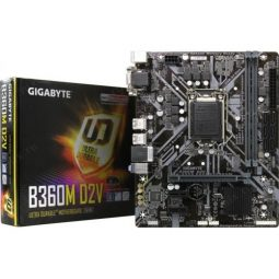 Mainboard Gigabyte B360 D2V