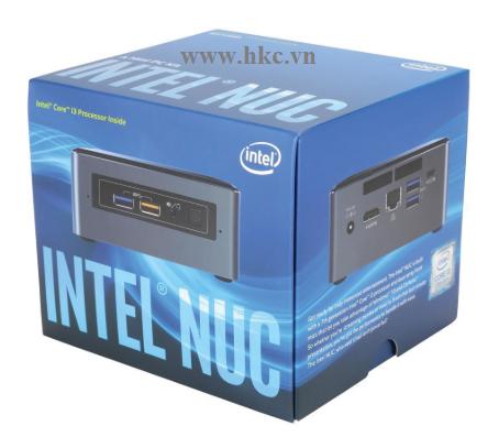 PC Mini Intel NUC BOXNUC6CAYH