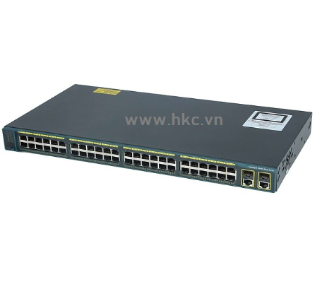 Switch Cisco WS-C2960+48TC-S