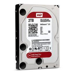 Ổ cứngWD Red 2TB chuyên dụng cho NAS