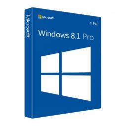 Bản quyền Win Pro 8.1 x32 Eng Intl 1pk DSP OEI DVD