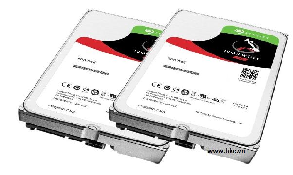 Ổ cứng HDD Seagate Ironwolf 4TB 3.5″ SATA